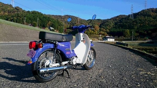 ホンダ スーパーカブ110-JA07