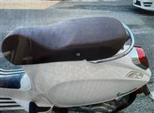 BIG FLATさんのベスパ プリマベーラ 50 リア画像