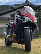 鈴 木 浩 之さんのGSX-S1000F リア画像