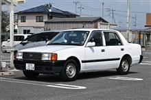 くぼささんの愛車:トヨタ コンフォート