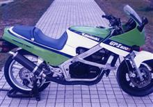 IJNさんのGPZ400R