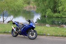 H-GARAGEさんの愛車:カワサキ Ninja250R