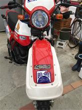 toshi_ktさんのXL250R パリダカール メイン画像