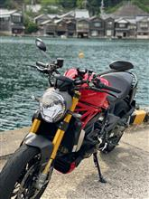 デリ山デリ介さんのモンスター1200S メイン画像