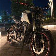 arukariさんの愛車:ホンダ CB125R