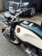 神戸の竜馬さんのGB250 CLUBMAN (クラブマン) インテリア画像