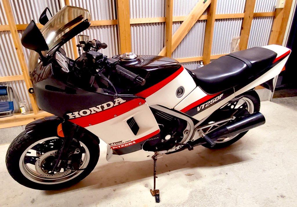 ホンダ VT250Fインテグラ