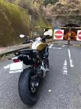 サイコロKさんのF900XR リア画像