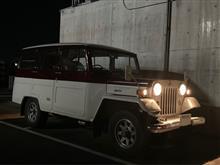 樽おじさんさんの愛車:三菱 ジープ