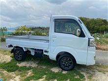 dandafunさんの愛車:トヨタ ピクシス トラック