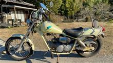 大乳輪山キョウジさんのジャズ(バイク) インテリア画像