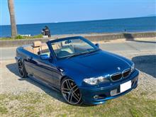 あっつん@DA8さんの愛車:BMW 3シリーズカブリオレ