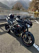 gishinさんのスピードトリプル RS メイン画像