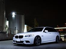 ハッチャン660さんの愛車:BMW 5シリーズ ツーリング