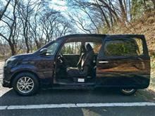 黒っぽい?さんの愛車:トヨタ スペイド