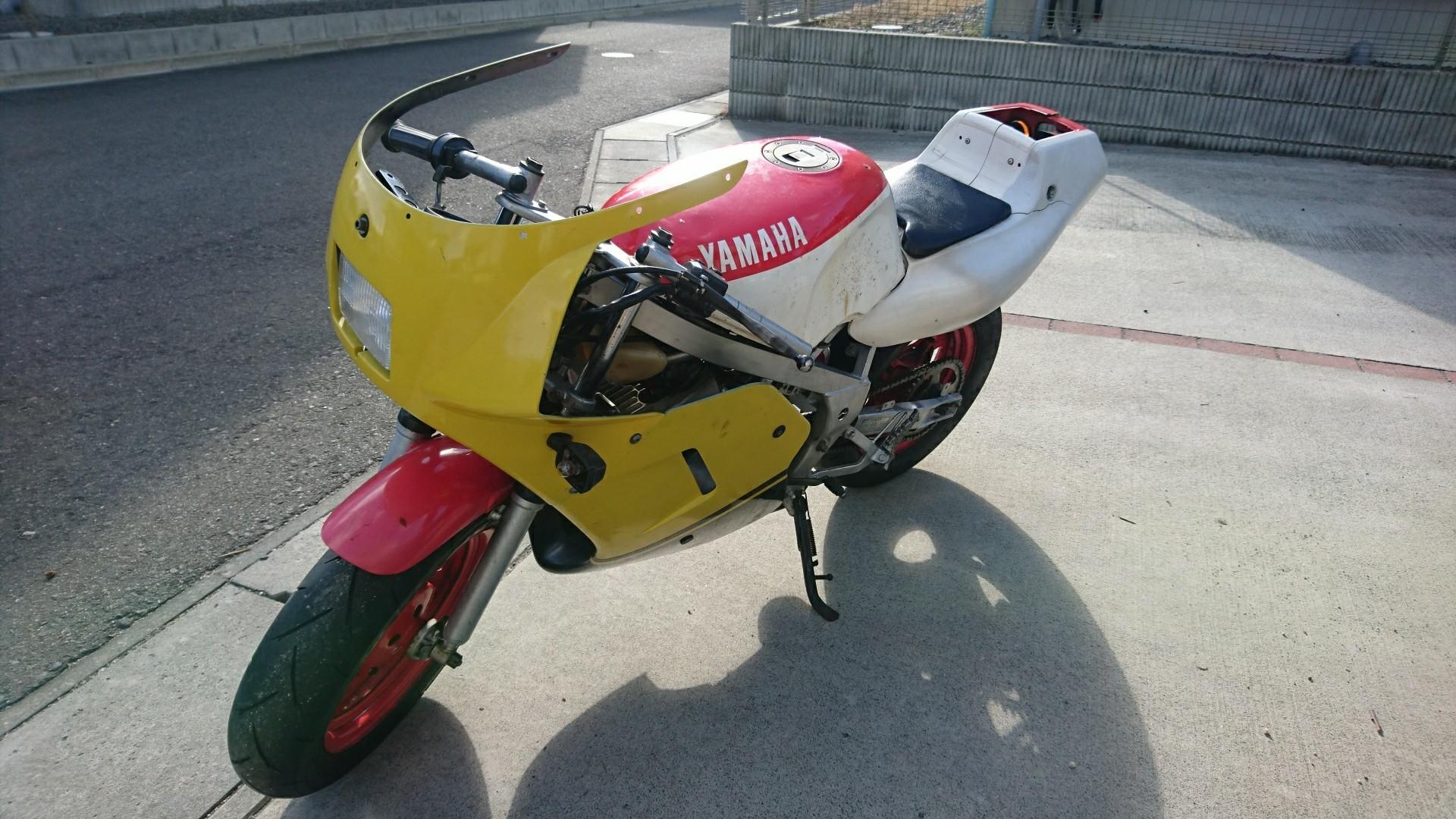 k453さんのYSR50/80