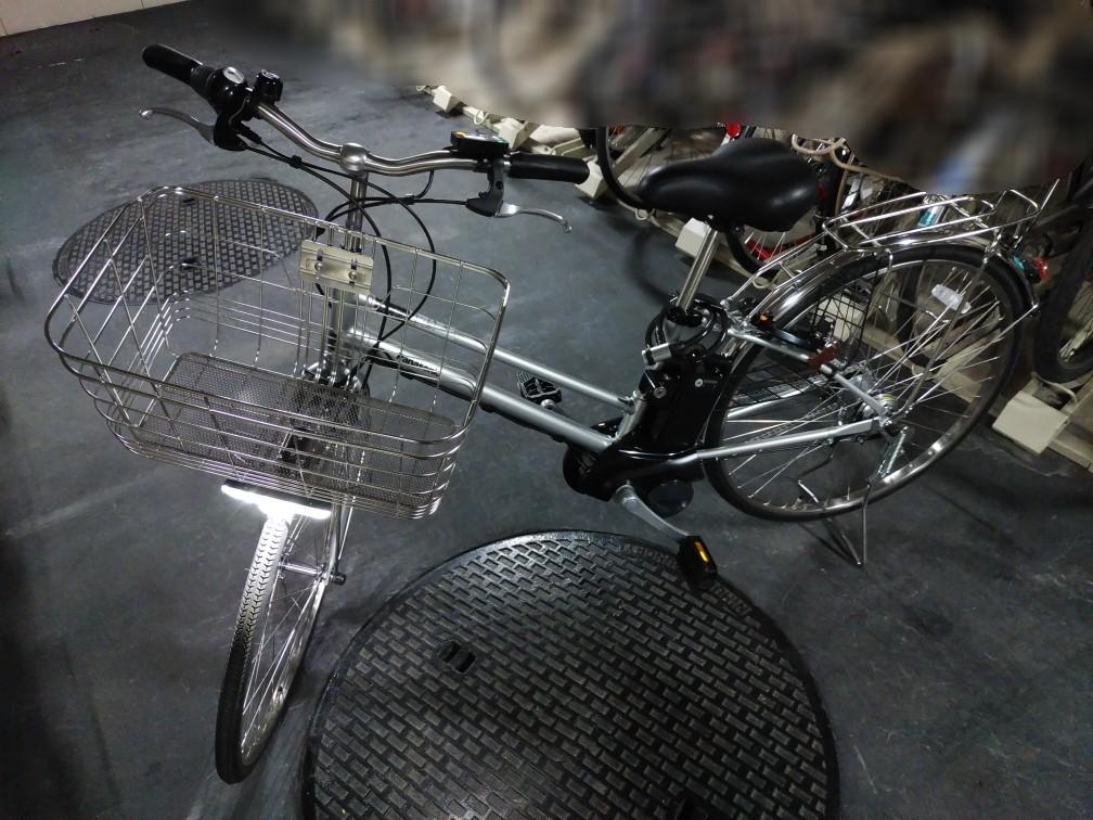 その他 パナソニック電動アシスト自転車