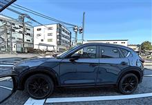 NAOキングさんのcx-5