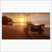 s-garage_msさんのV-strom1050XT