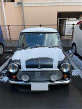 ミニクリ127さんの愛車:ローバー ミニ