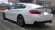 gan-chanさんの愛車:BMW 4シリーズ グランクーペ