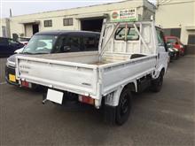 板橋自動車製作所さんのバネットトラック リア画像