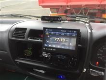 板橋自動車製作所さんのバネットトラック インテリア画像