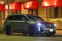 Cadillac18さんのXT6 左サイド画像