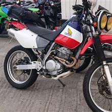 ヴェガっちさんのXR250_Baja