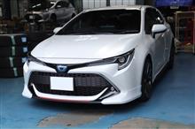 ヒロぼうさんの愛車:トヨタ カローラスポーツハイブリッド