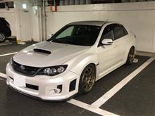 かめ(・8・)さんの愛車:スバル インプレッサ WRX STI