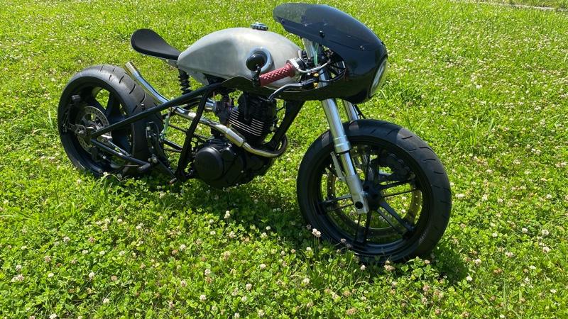 ヤマハ TW200E