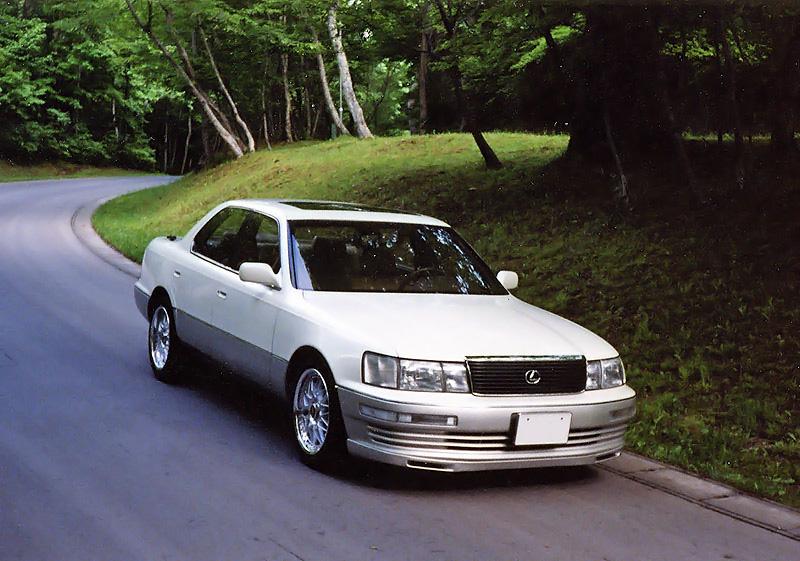 米国レクサス LS400