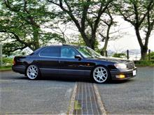 そよ和さんの愛車:トヨタ セルシオ