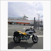 Shigetta!さんのF650CS スカーバー
