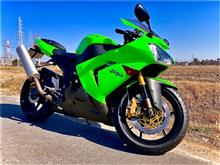 A_Kさんの愛車:カワサキ ZX-10R