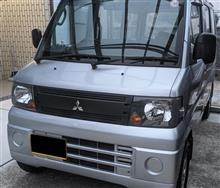 おらるかさんの愛車:三菱 ミニキャブバン