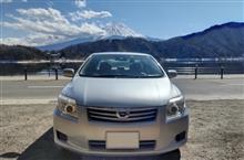 ka2+さんの愛車:トヨタ カローラアクシオ
