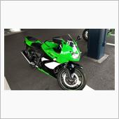 Gorieざえもん 貝さんのNinja250RSpecialEdition