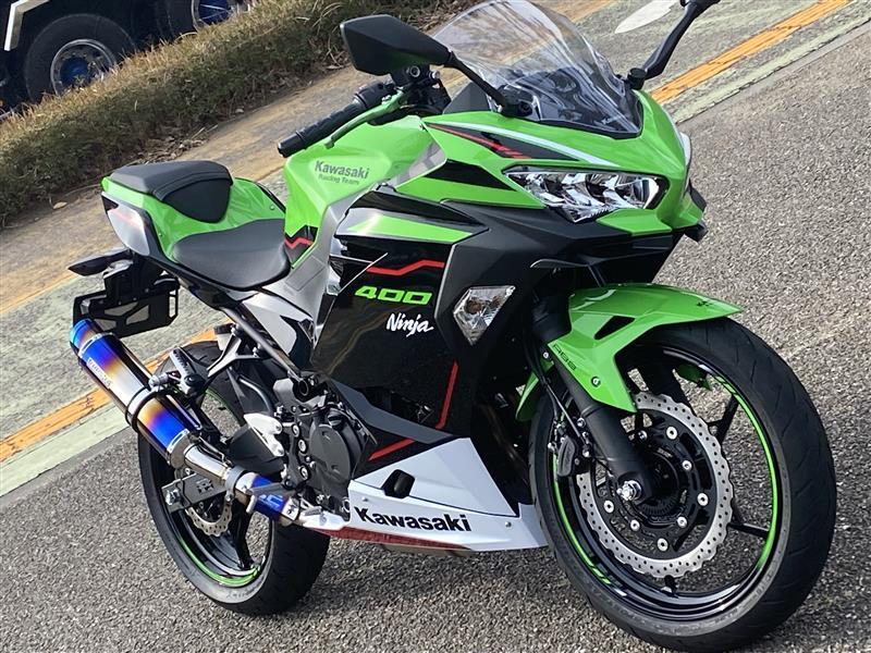 カワサキ ニンジャ400ex400g
