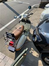 ICEMAN_704046さんのStar Deluxe 4S 150cc リア画像