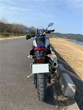☆ふ~きち☆さんのテネレ700 リア画像
