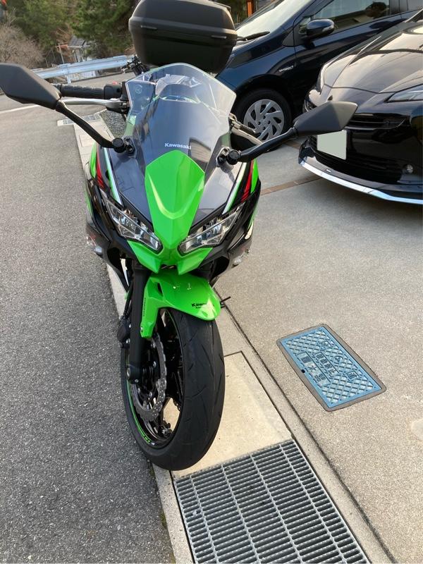 カワサキ ニンジャ650 ABS KRT Edition