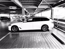 えーーちゃんさんの愛車:BMW 5シリーズ ツーリング