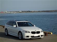 majoさんの愛車:BMW 5シリーズ ツーリング
