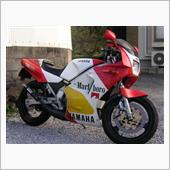 80's riderさんのTZR250-1