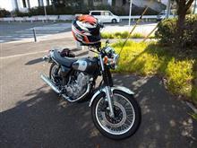 mogan250さんの愛車:ヤマハ SR400Fi