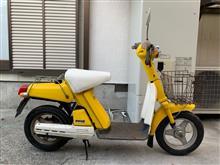 セブンとバイクが好きなオヤジさんのパッソル 左サイド画像