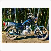 vngさんのGN125H