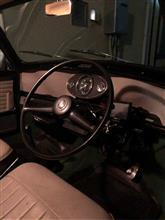 ジャックあまのさんのミニ カントリーマン MKII インテリア画像